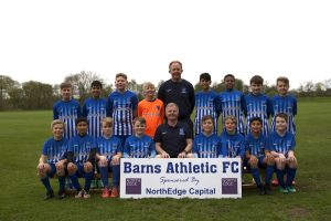 Barns Athletic FC – 2020/2021 Season