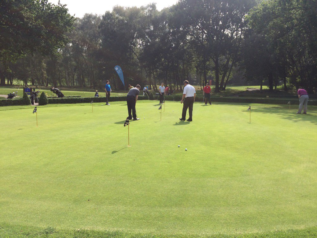 The Christie Proton Beam Therapy Research – Golf Day