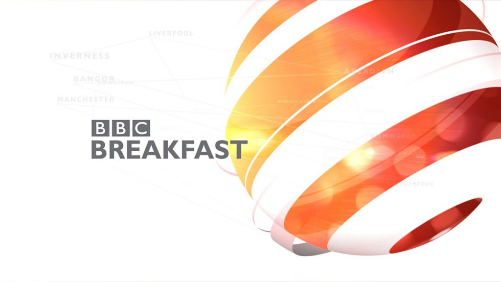 Accrol papers – BBC Breakfast