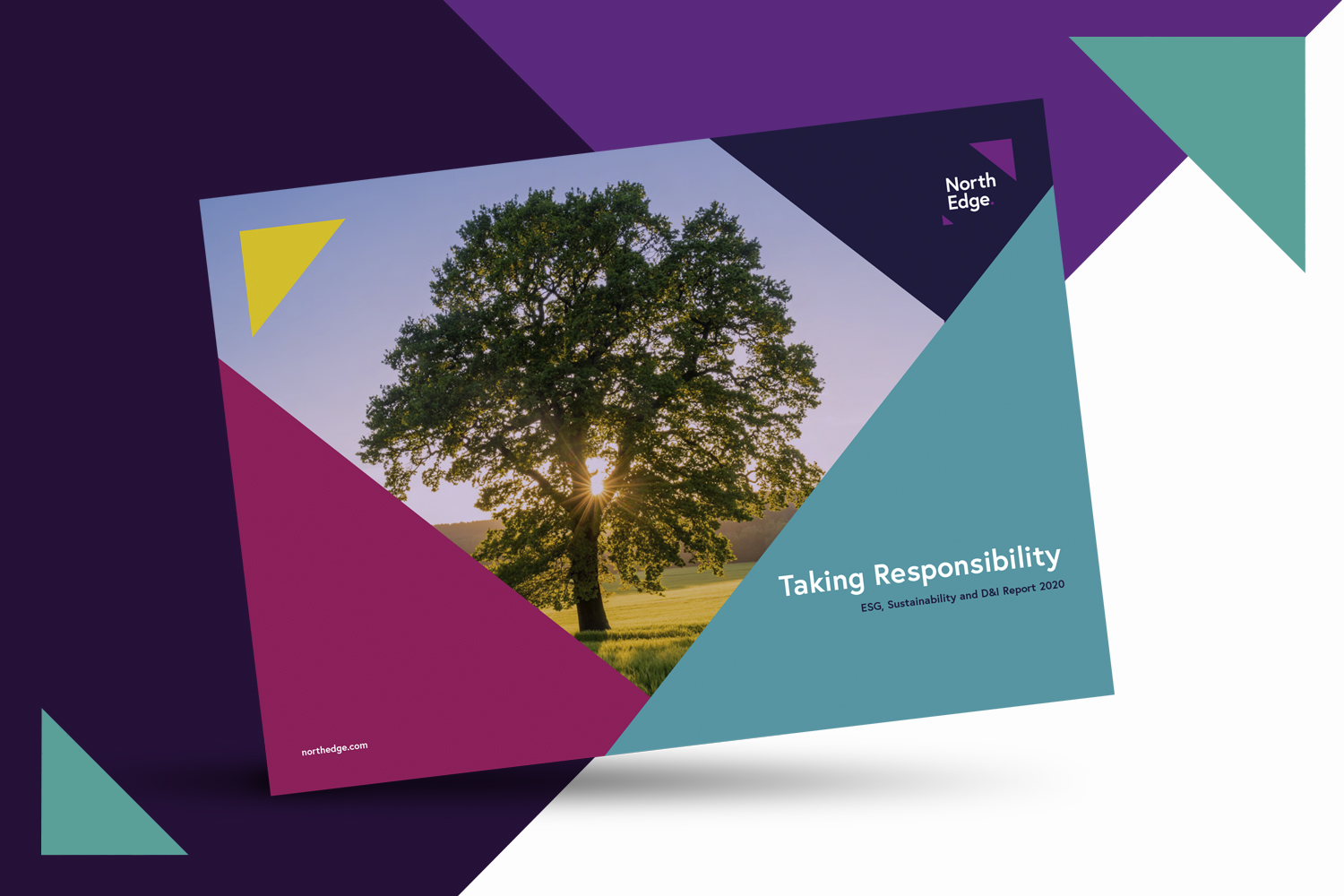 NorthEdge launches 'Taking Responsibility', its first ESG report